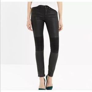 MADEWELL • Skinny Skinny Racetrack Jeans